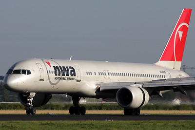 N538US | Boeing 757-251 | Northwest Airlines