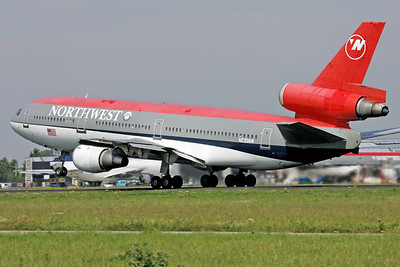 N235NW | McDonnell Douglas DC-10-30 | Northwest Airlines