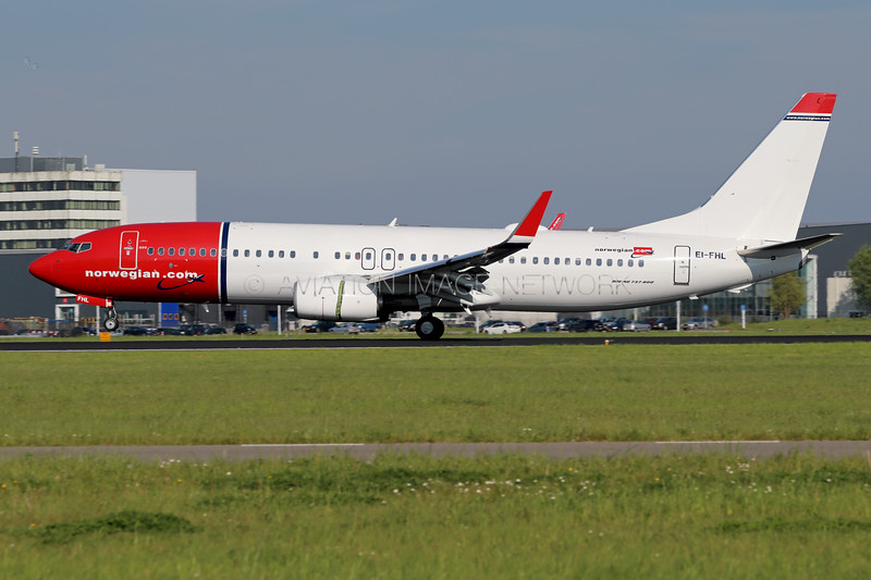EI-FHL | Boeing 737-8JP | Norwegian