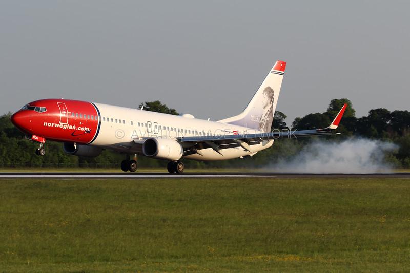 LN-NGN | Boeing 737-8JP | Norwegian