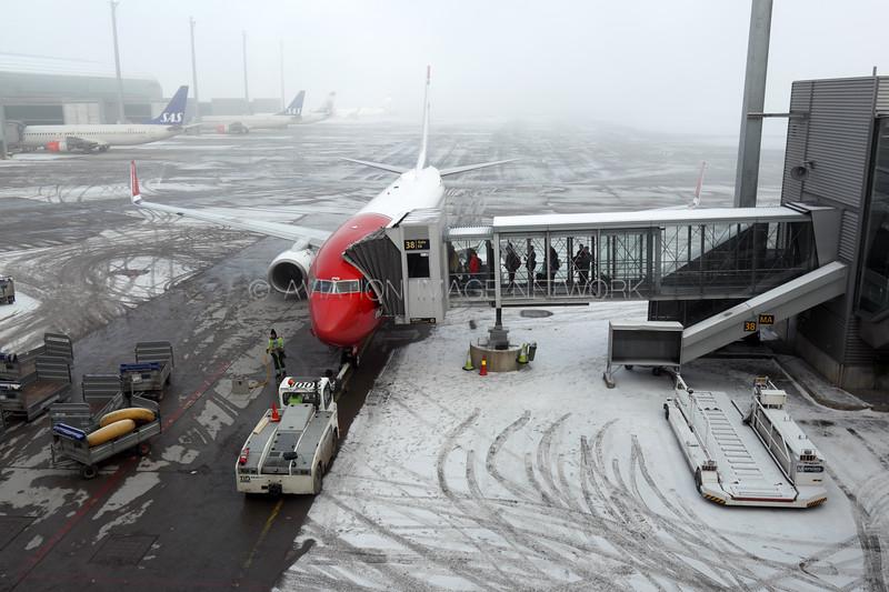 EI-FHX   Boeing 737-8JP   Norwegian