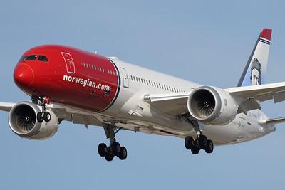 G-CKWS   Boeing 787-9   Norwegian