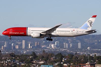 LN-LNL | Boeing 787-9 | Norwegian