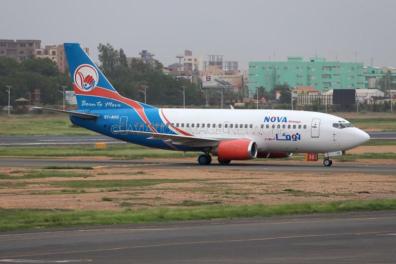 ST-NVG | Boeing 737-58E | Nova Airways