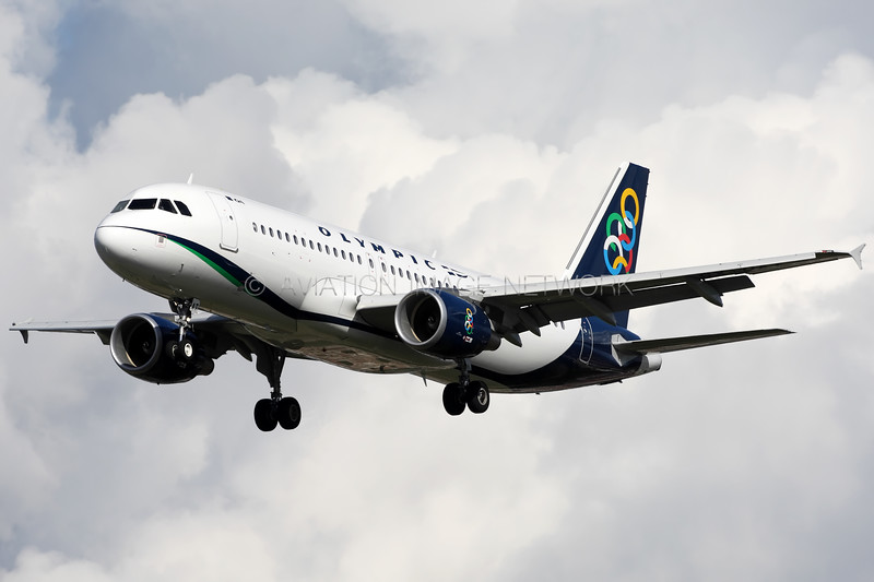 SX-OAT | Airbus A320-214 | Olympic Air