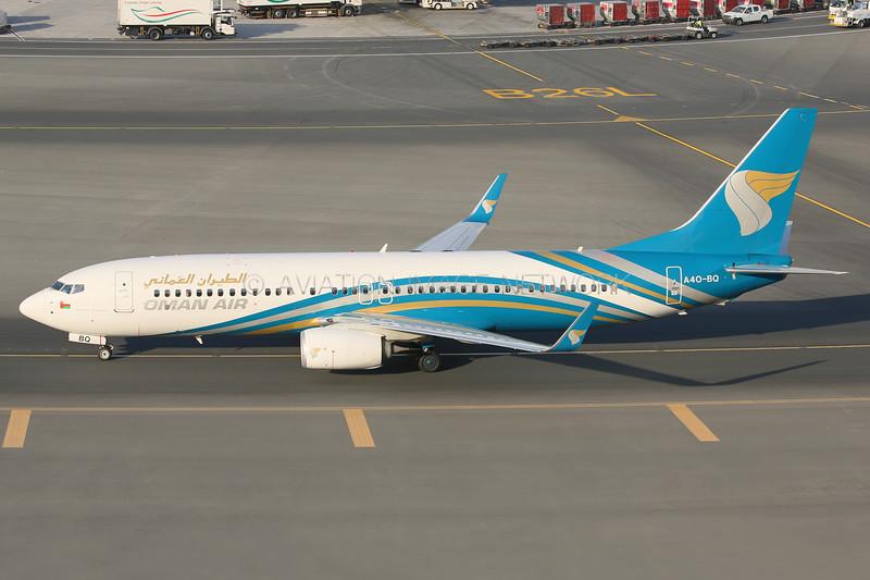 A4O-BQ   Boeing 737-81M   Oman Air