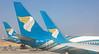 OK-TVR | Boeing 737-81M | Oman Air