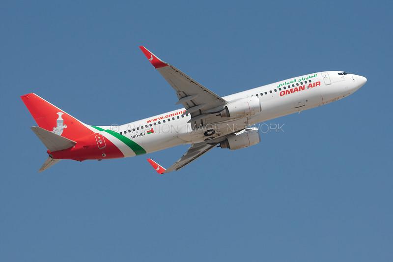 A4O-BJ | Boeing 737-81M | Oman Air