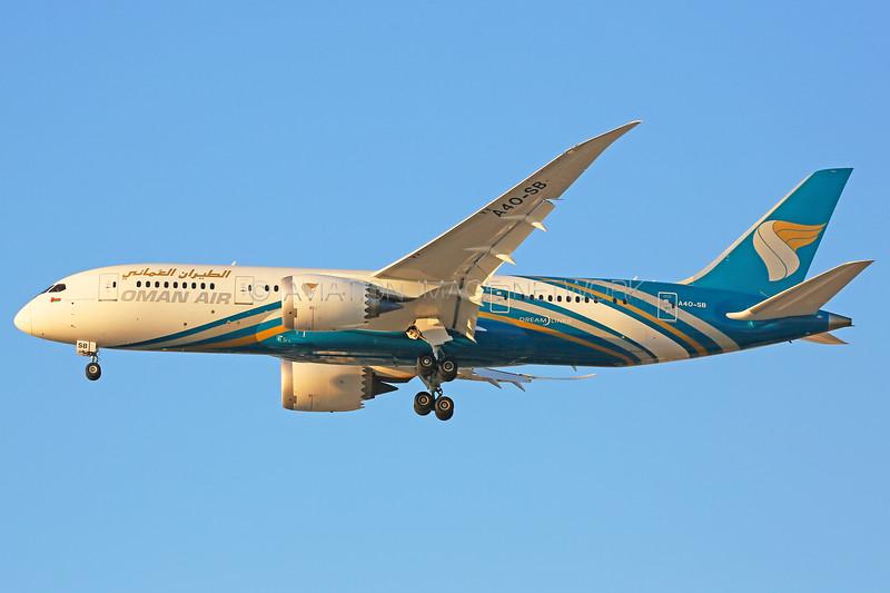 A4O-SB | Boeing 787-8 | Oman Air