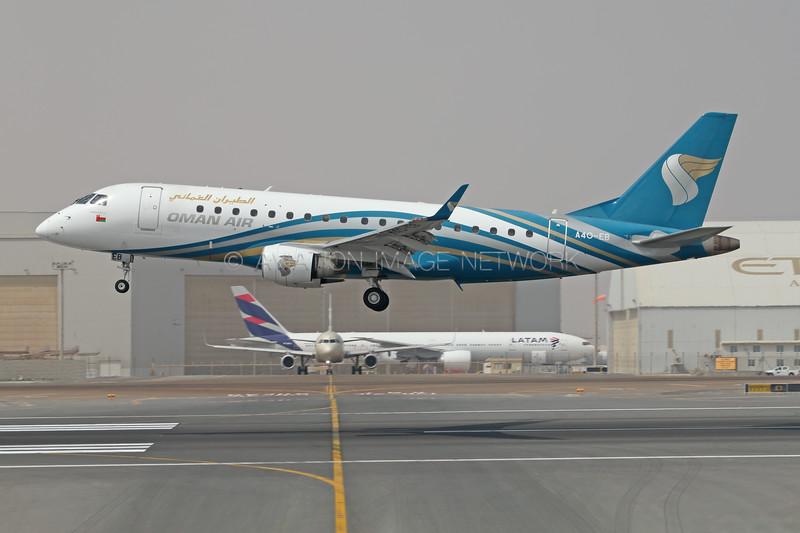 A4O-EB | Embraer ERJ-175LR | Oman Air
