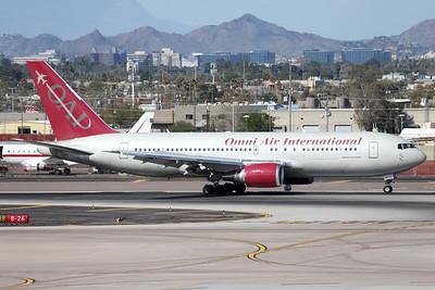 N207AX   Boeing 767-224/ER   Omni Air International