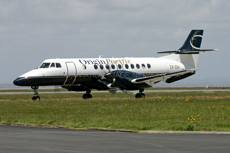 ZK-JSN | British Aerospace Jetstream 41 | Origin Pacific Airways