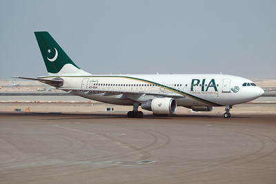 AP-BGR | Airbus A310-324 | PIA - Pakistan International Airlines