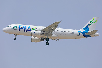 AP-BLU | Airbus A320-214 | PIA - Pakistan International Airlines
