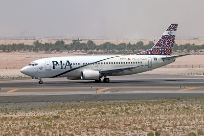 AP-BCB | Boeing 737-340 | PIA - Pakistan International Airlines