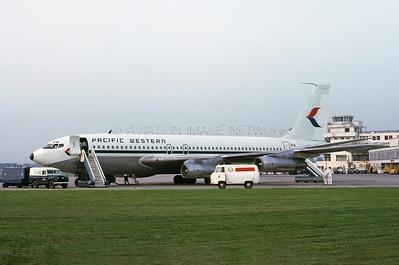 CF-PWV   Boeing 707-138B   Pacific Western Airlines