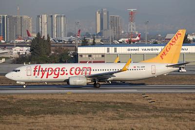 TC-ARP | Boeing 737-82R | Pegasus Airlines