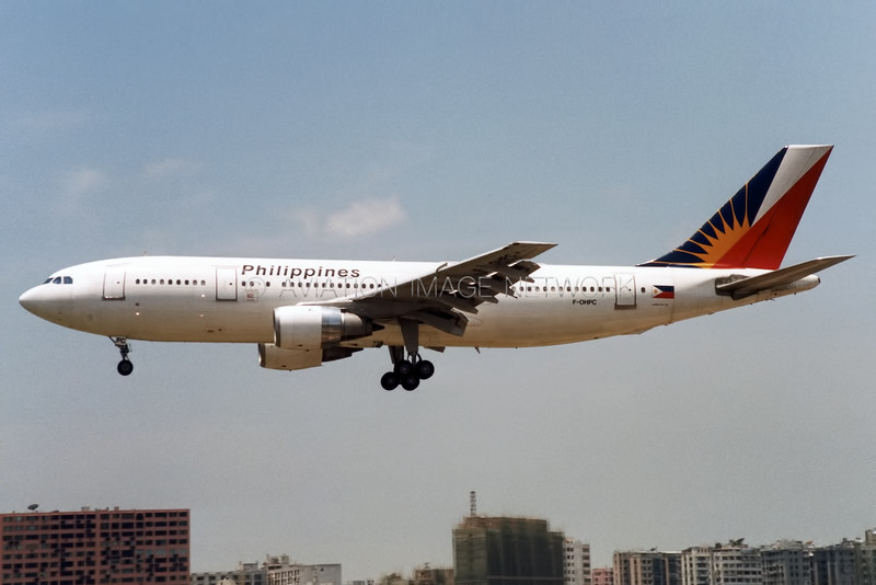 F-OHPC | Airbus A300B4-203 | Philippine Airlines