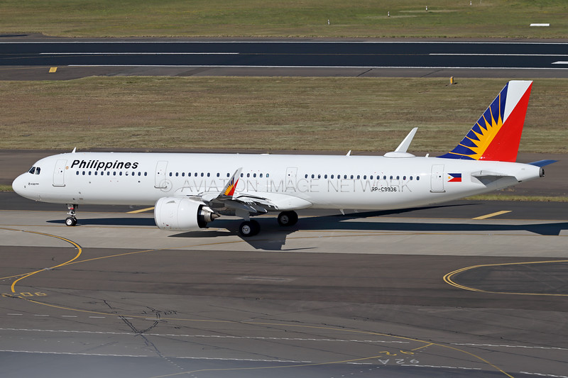 RP-C9936   Airbus A321-271N   Philippine Airlines