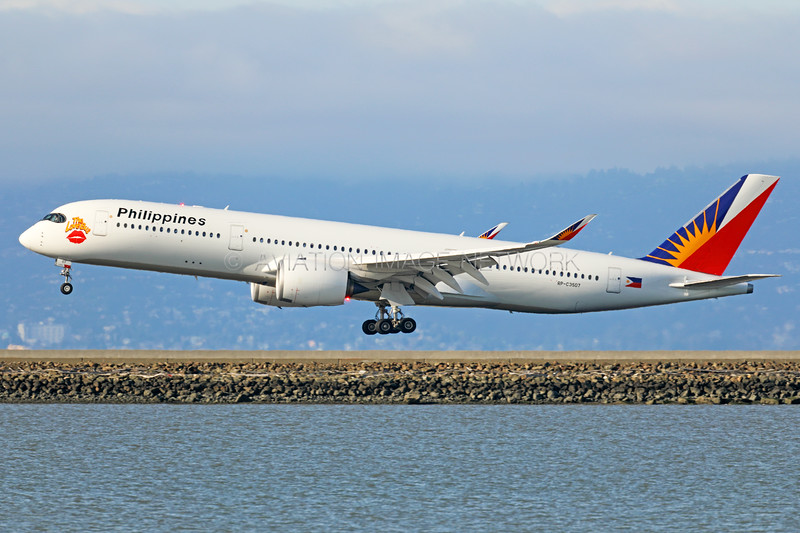 RP-C3507 | Airbus A350-941 | Philippine Airlines