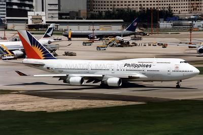 N751PR | Boeing 747-4F6 | Philippine Airlines