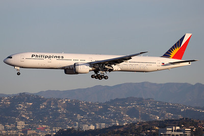RP-C7775 | Boeing 777-3F6/ER | Philippine Airlines