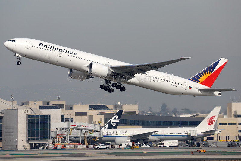 RP-C7773 | Boeing 777-3F6/ER | Philippine Airlines