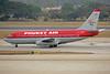 HS-AKU | Boeing 737-2B7 | Phuket Air