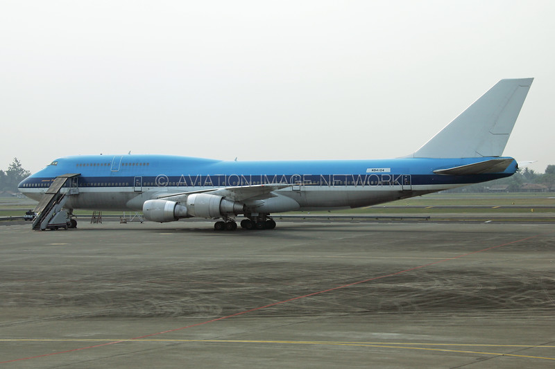 N94104 | Boeing 747-206B/SUD | Principal Aviation