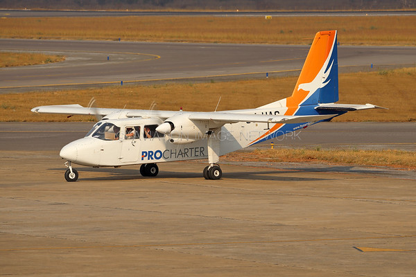 Britten-Norman BN-2 Islander - Aviation Image Network