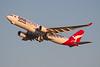 VH-EBV | Airbus A330-202 | Qantas
