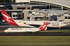 VH-YQT | Boeing 717-2BL | QantasLink | VH-EBV | Airbus A330-202 | Qantas