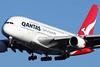 VH-OQE | Airbus A380-842 | Qantas
