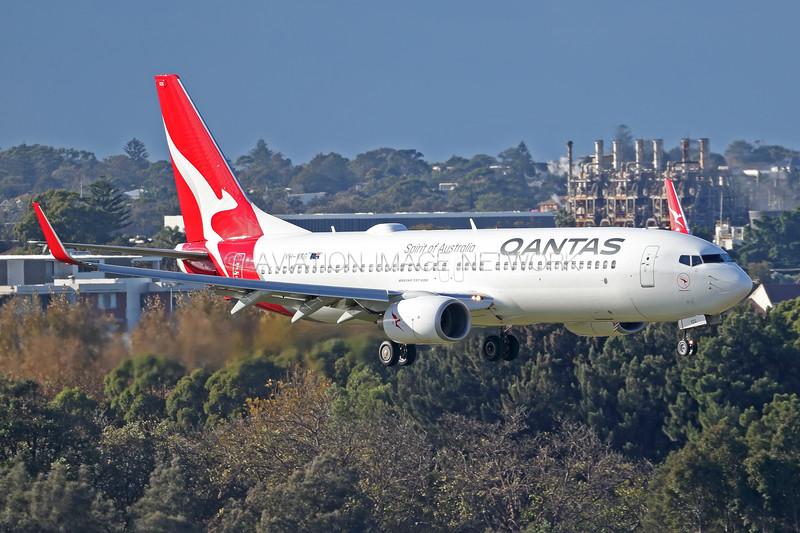 VH-VZG | Boeing 737-838 | Qantas