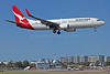 ZK-ZQB | Boeing 737-838 | Qantas