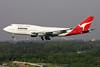 VH-EBY | Boeing 747-338 | Qantas