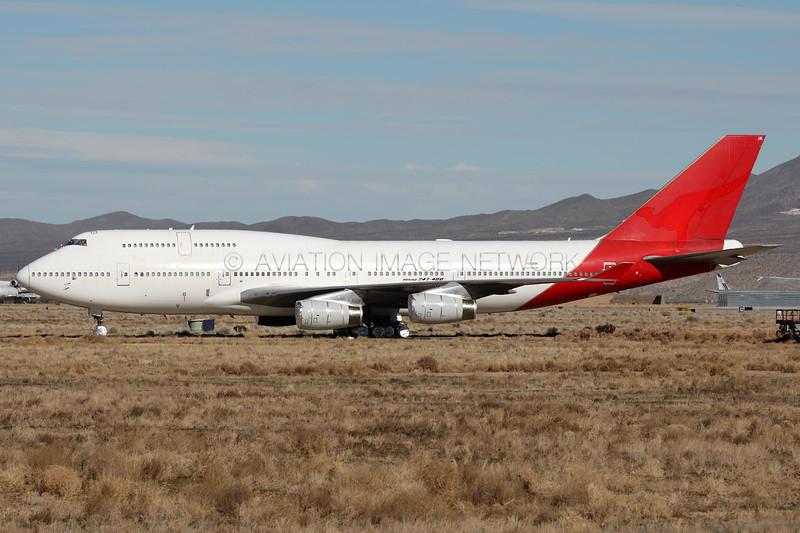 VH-OJK | Boeing 747-438 | Qantas