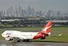 VH-OJA | Boeing 747-438 | Qantas
