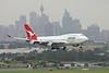 VH-OJR | Boeing 747-438 | Qantas