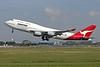 VH-OJM | Boeing 747-438 | Qantas
