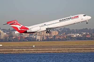 VH-YQV   Boeing 717-2BL   QantasLink