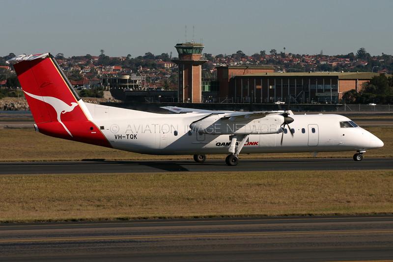 VH-TQK | de Havilland Canada Dash 8-Q315 | QantasLink