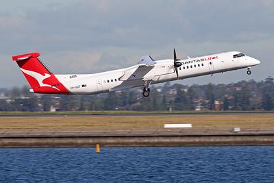 VH-QOT   Bombardier Dash 8-Q402   QantasLink