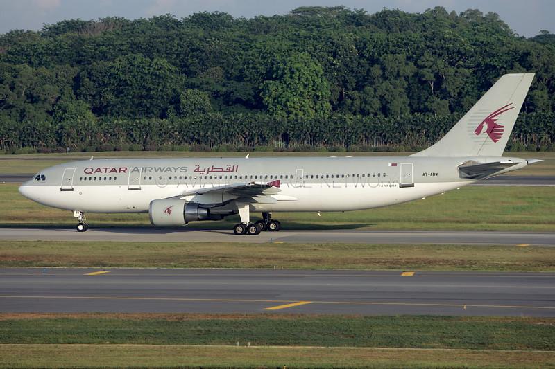 A7-ABW | Airbus A300B4-622R | Qatar Airways