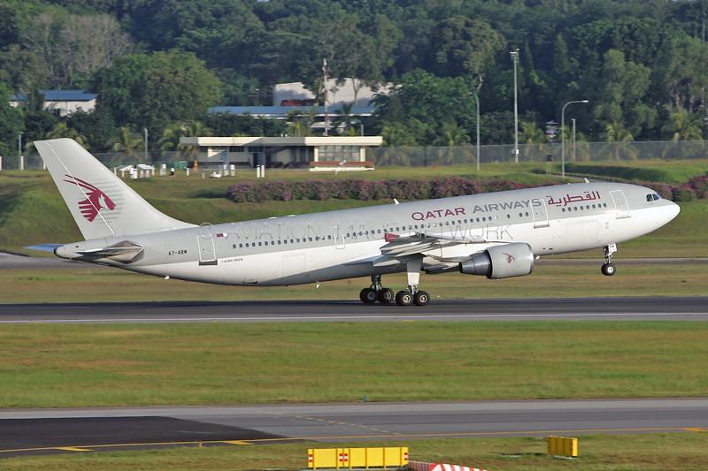 A7-ABW   Airbus A300B4-622R   Qatar Airways