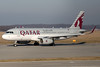 A7-AHW | Airbus A320-232 | Qatar Airways
