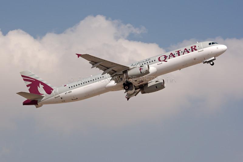 A7-ADX   Airbus A321-231   Qatar Airways