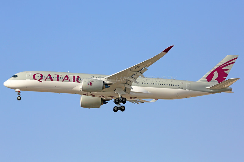 A7-ALD | Airbus A350-941 | Qatar Airways