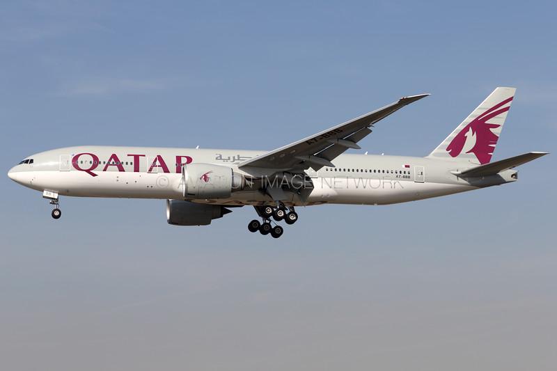 A7-BBB | Boeing 777-2DZ/LR | Qatar Airways