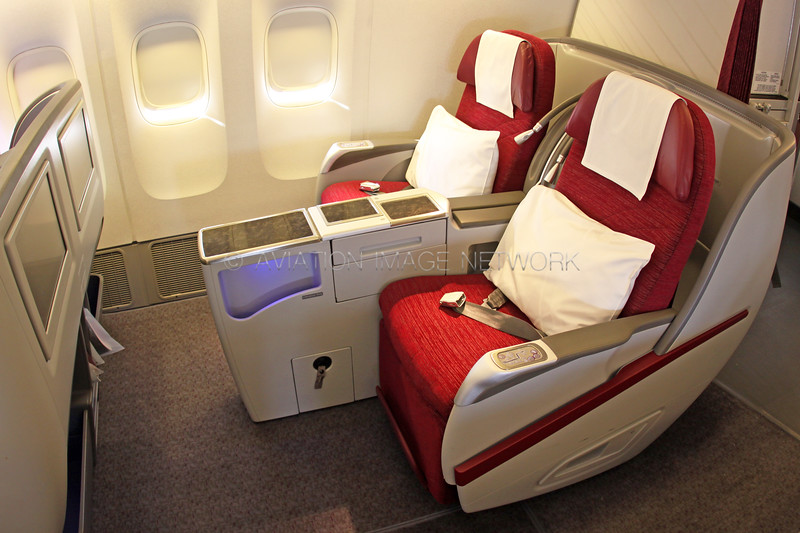 A7-BAL | Boeing 777-3DZ/ER | Qatar Airways